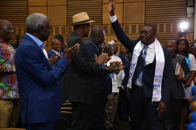 Côte d'Ivoire :  Élection à la MUGEFCI en septembre, Gnagna Zadi se lance dans la course avec le MUR souhaite que « l'Etat joue un rôle d'arbitre en désignant les membres du comité électoral »