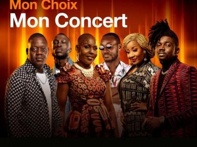 Initiative « Mon Concert » d'Orange Côte d'Ivoire : un concert pour les fans, par les fans