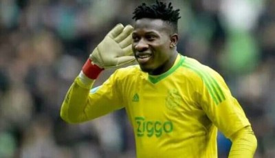 Cameroun : Dopage, l'international camerounais André Onana voit sa suspension réduite...
