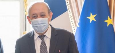 Liberia-France :  Le Drian entame une visite à Monrovia, les enjeux