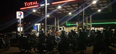 Togo : Réflexe d'automobilistes avant l'entrée en vigueur de la hausse du prix du car...