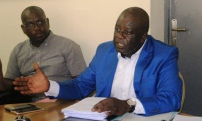 Côte d'Ivoire :   Issiaka Diaby à propos de la sécurisation de l'arrivée de Laurent Gbagbo: « Le rôle du ministère de l'Intérieur est de protéger les populations contre le criminel Laurent Gbagbo »