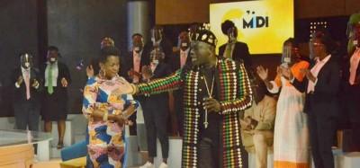 Togo-Côte d'Ivoire :  Signe de vie l'artiste King Mensah depuis Abidjan