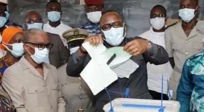 Côte d'Ivoire:   Partielles législatives 2021, Kuibiert détruit des procès-verbaux ir...