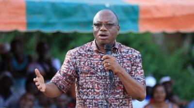 Côte d'Ivoire : Tournée dans les fiefs Gor pour l'arrivée de Gbagbo, Pickass pointe d...