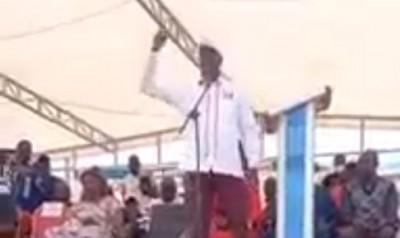 Côte d'Ivoire : Après sa victoire aux législatives, les vérités crues de Mamadou Sanogo aux cadres du RHDP
