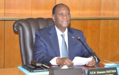 Côte d'Ivoire :    Ouattara appelle les militants du RHDP à déposer leur lettre d'int...