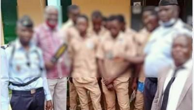 Côte d'Ivoire : Après les enseignants, des élèves présumés fraudeurs mis aux arrêts