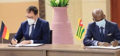 Togo-Allemagne :  Coopération et nouveau partenariat