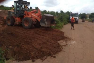 Côte d'Ivoire : Donnant une mauvaise image à Oumé, les immondices nettoyées sur instr...