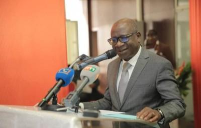 Côte d'Ivoire :  Accusé de financer les manifestations du CVCI, le DG des Impôts s'in...
