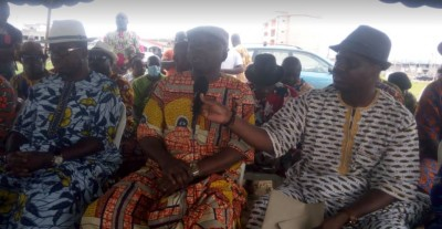 Côte d'Ivoire : Conflit  foncier entre le  Port d'Abidjan et deux villages  Ebrié, le...
