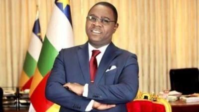 Centrafrique : Le nouveau Premier ministre Henri-Marie Dondra entre en fonction après...