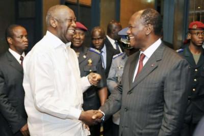 Côte d'Ivoire : A quelques heures de l'arrivée de Laurent Ggabgo, l'Exécutif rassure...