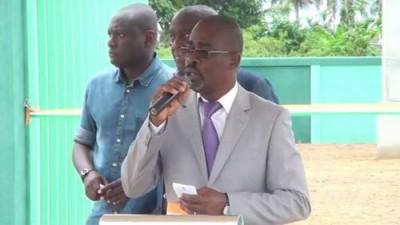 Côte d'Ivoire :   Jacqueville, le maire Beugré annonce que le candidat indépendant va...