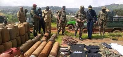 Cameroun : Sept représentants de l'État enlevés dans le sud-ouest par des hommes armé...
