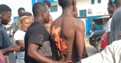 Côte d'Ivoire : Yopougon, en marge du retour de Gbagbo, des échauffourées éclatent en...