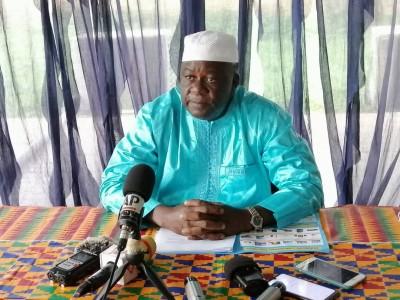 Côte d'Ivoire :  Retour de Gbagbo, Issiaka Diaby condamne les actes de vandalisme per...