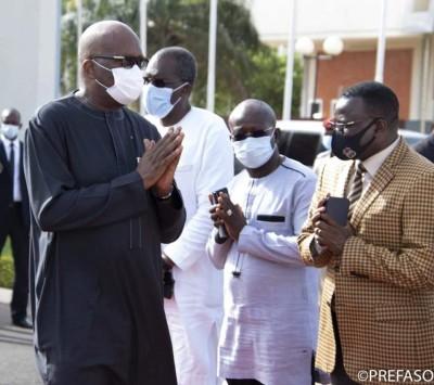 Burkina Faso : Le président Kaboré à Accra pour le 59e Sommet ordinaire de la CEDEAO