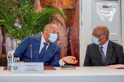 Côte d'Ivoire :   Un prêt de la Banque Mondiale d'un montant de 250 millions de dollars pour soutenir un projet de développement du secteur vivrier