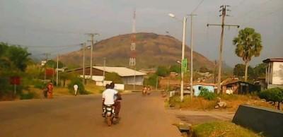 Côte d'Ivoire : Danané, pour son projet de flotte de taxis tricycles à énergie solair...