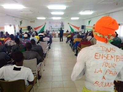 Côte d'Ivoire : Afin de renforcer la cohésion sociale à Bouaké, un tournoi de football organisé