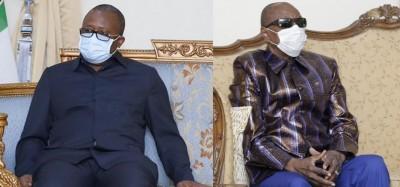 Guinée Bissau - Guinée :  Réaction de Conakry suite aux critiques d'Embalo contre Condé