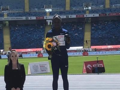 Burkina Faso : Après Zango au triple saut, Marthe Koala remporte le 100m haies