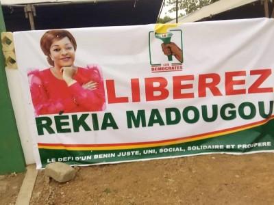 Benin : « Affaire Reckya Madougou », ses avocats parlent d'une séquestration et portent plainte