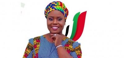 Ghana :  Suspense de 10 jours pour la député « ivoirienne » Dorcas Affo-Toffey