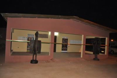 Côte d'Ivoire :  Korhogo, après la rénovation du Centre artisanal de Dalekaha par le...