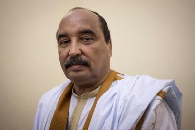 Mauritanie : L'ex-Président Mohamed Ould Abdel Aziz écroué
