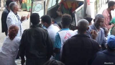 Ethiopie : Un marché touché par une frappe aérienne au Tigré, plusieurs morts