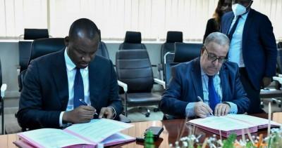 Côte d'Ivoire :   Insertion, Mamadou Touré signe un Mémorandum avec le Groupe Condor qui prend en charge la formation de 20 jeunes en Algérie