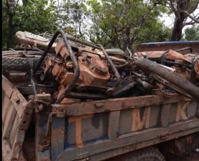 Côte d'Ivoire : Lutte contre l'orpaillage clandestin, la Gendarmerie interpelle dix «...
