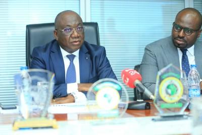 Côte d'Ivoire : Malgré la Covid-19, Versus Bank présentent des résultats historiques,...
