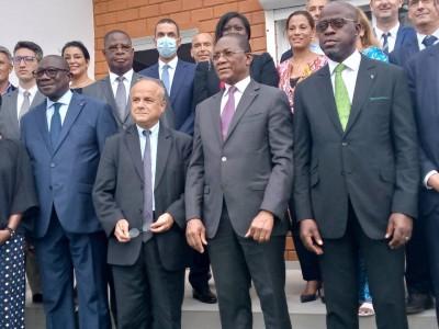 Côte d'Ivoire-France : À l'inauguration du nouveau projet de logements sociaux (Lives 2), Bruno Koné salue l'excellente coopération entre Abidjan et Paris