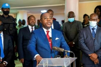 Centrafrique : Henri-Marie Dondra dévoile son nouveau gouvernement de 32 ministres
