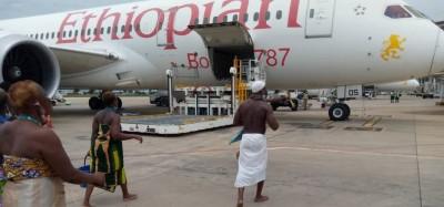 Togo :  Une foudre attire des prêtres Vodou à l'aéroport de Lomé