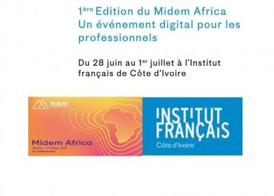 1ère Edition du Midem Africa à Abidjan, un événement digital pour les professionnels