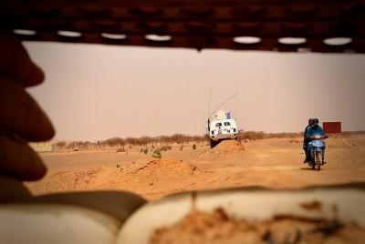 Mali : Une patrouille du contingent allemand frappée par une voiture piégée à Gao, 15 casques bleus blessés
