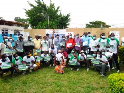 Côte d'Ivoire :Bouaké, Médecins du Monde et Enda Santé luttent contre l'abus et le trafic de drogues