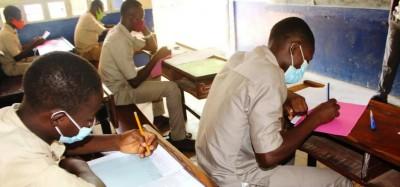 Togo :  Saison des examens de fin d'année scolaire 2020-2021