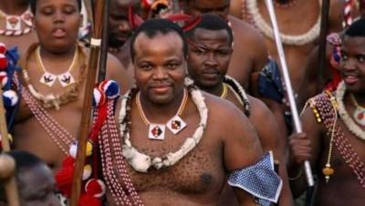 Swaziland : Eswatini,le gouvernement dément la fuite du roi Mswati III après une série de manifestations