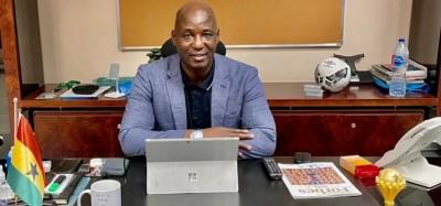 Afrique :  CAF, démission du ghanéen Anthony Baffoe du poste de SG adjoint