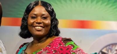 Ghana : La député « ivoirienne » Affo-Toffey contre-attaque sa sommation en appel