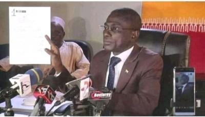 Niger : Présidentielle 2021, Mahamane Ousmane ne s'arrête pas et saisit la cour de justice de la Cédéao
