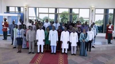 Burkina Faso : Le réajustement du gouvernement pour « recréer la confiance » avec la population, selon le premier ministre