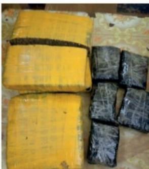 Burkina Faso : Plus de 16 kg de drogue saisis auprès de trafiquants dont des étudiants