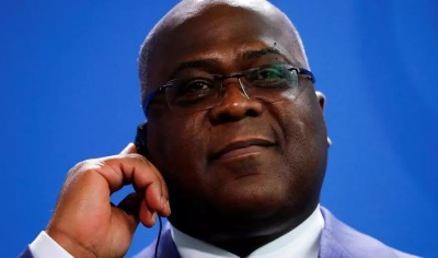 RDC : Félix Tshisekedi espère rempiler un deuxième mandat et revient sur ses relations avec Kabila